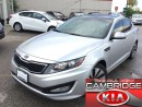 Used 2012 Kia Optima SX KIA CERTIFIED PRE-OWNED for sale in Cambridge, ON