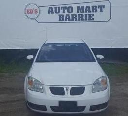 Used 2009 Pontiac G5 SE for sale in Barrie, ON