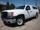 Used 2010 GMC Sierra 1500 WT for sale in Whitby, ON
