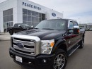 Used 2016 Ford F-350 Lariat 4x4 SD Crew Cab 6.75 ft. box 156 in. WB SRW for sale in Peace River, AB