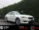 Used 2015 Honda Accord Touring V6 + NAV + SUNROOF + BACK-UP CAM + NO EXTRA DEALER FEES for sale in Surrey, BC