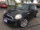 Used 2008 MINI Cooper Hardtop S for sale in Burlington, ON