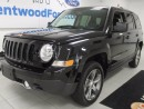 Used 2016 Jeep Patriot Sport with leather heated front seats, sunroof, and tons of space! for sale in Edmonton, AB