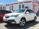 Used 2013 Acura MDX Tech Pkg - Navigation - DVD - Leather for sale in Mississauga, ON
