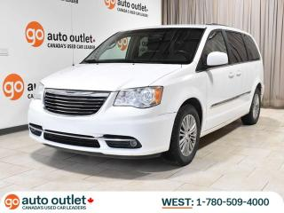 Used 2014 Chrysler Town & Country TOURING; LEATHER, POWER LIFTGATE, HEATED SEATS for sale in Edmonton, AB