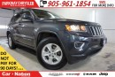 Used 2014 Jeep Grand Cherokee PRE-CONSTRUCTION SALE| LAREDO| 4x4| SIRUS XM| for sale in Mississauga, ON