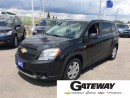 Used 2012 Chevrolet Orlando 1LT 7 SEATER 39KM 2.4L 4 CYL for sale in Brampton, ON