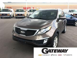 Used 2013 Kia Sportage LX||BLUETOOTH|SAT RADIO|HTD SEATS|ALLOYS|KEYLESS for sale in Brampton, ON