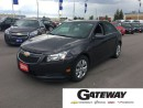 Used 2014 Chevrolet Cruze 1LT Bluetooth / XM Satellite Radio / Remote Start for sale in Brampton, ON