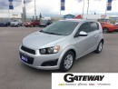 Used 2014 Chevrolet Sonic LT|Hands-Free|ONE OWNER|Clean Carproof | for sale in Brampton, ON