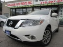 Used 2013 Nissan Pathfinder SV-AWD-7-PASSENGER-ONE-OWNER-CAMERA- for sale in Scarborough, ON