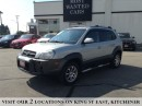 Used 2007 Hyundai Tucson GL V6 | RUNNING BOARDS | CERTIFIED for sale in Kitchener, ON
