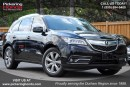 Used 2016 Acura MDX Elite Package NAVI LEATHER SUNROOF for sale in Pickering, ON