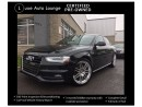 Used 2013 Audi A4 PREMIUM AWD, S-LINE PKG, NAVIGATION, LOADED!! for sale in Orleans, ON