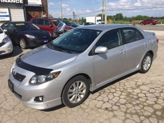 Used 2010 Toyota Corolla S for sale in Hornby, ON