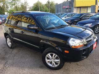 Used 2009 Hyundai Tucson GL/NAVI/PWR ROOF/LOADED/ALLOYS for sale in Scarborough, ON