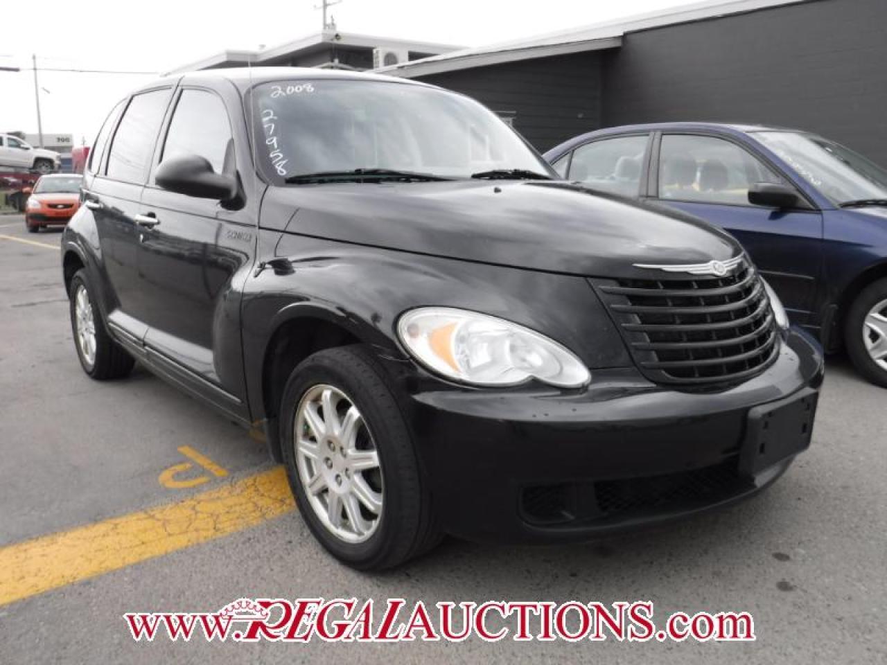 Photo of Black 2008 Chrysler PT CRUISER BASE 4D HATCHBACK