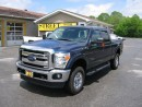 Used 2015 Ford F-250 XLT SuperDuty Crew FX4 OffRoad 4x4 for sale in Smiths Falls, ON