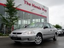 Used 2000 Honda Civic SE COUPE for sale in Abbotsford, BC