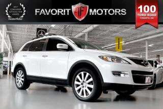 Used 2009 Mazda CX-9 GT AWD | 7-PASSENGER | NAV | BACK-UP CAMERA | BSM for sale in North York, ON