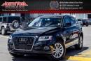 Used 2017 Audi Q5 2.0T Progressiv|Quattro|Nav.Pkgs|PanoSunroof|Backup_Cam|18
