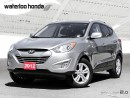 Used 2012 Hyundai Tucson GLS Sold Pending Customer Pick Up... One Owner. AWD, Heated Seats and More! for sale in Waterloo, ON