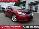 Used 2015 Nissan Sentra 1.8 SV ACCIDENT FREE w/ POWER WINDOWS/LOCKS, REAR-VIEW CAMERA & HEATED FRONT SEATS for sale in Surrey, BC