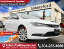 Used 2016 Chrysler 200 LX X-DEMO for sale in Abbotsford, BC