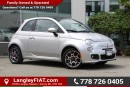 Used 2013 Fiat 500 Sport B.C OWNED, LOW KM'S for sale in Surrey, BC