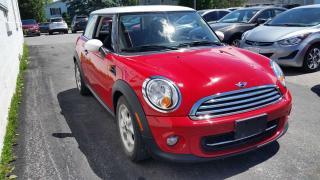 Used 2013 MINI Cooper for sale in Kingston, ON
