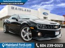 Used 2011 Chevrolet Camaro SS LOCAL, NO ACCIDENTS, ONE OWNER for sale in Surrey, BC