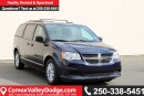 Used 2016 Dodge Grand Caravan SE/SXT BLUETOOTH, BACK UP CAMERA, DVD, KEYLESS ENTRY for sale in Courtenay, BC