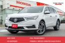 Used 2017 Acura MDX Navigation Package for sale in Whitby, ON