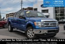 Used 2014 Ford F-150 XLT SUPERCREW 6.5' Bed 4WD - BLUETOOTH - REAR VIEW CAMERA & SENSORS - MAX TRAILER TOW for sale in Ottawa, ON