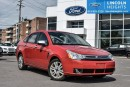 Used 2008 Ford Focus SE SEDAN -LEATHER - BLUETOOTH - POWER MOONROOF for sale in Ottawa, ON