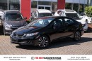 Used 2014 Honda Civic Sedan EX CVT for sale in Vancouver, BC
