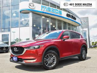 Used 2017 Mazda CX-5 GS|ONEOWN|LOWKM||NOACCIDENTS|1.99%FINANCEAVAILABLE for sale in Mississauga, ON
