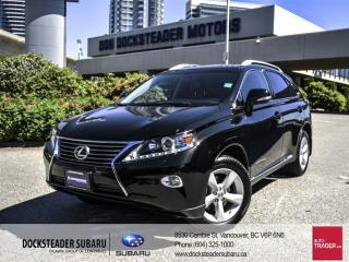 Used 2013 Lexus RX 350 6A for sale in Vancouver, BC