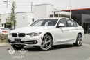 Used 2017 BMW 3 Series Sport Line, Premium Package ENHANCED,Smartphone Connectivity Package for sale in Langley, BC