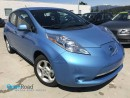Used 2013 Nissan Leaf SL A/T Bluetooth Curise Control Navi Heated Steering Wheel TCS ABS for sale in Port Moody, BC