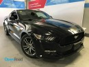 Used 2016 Ford Mustang EcoBoost  A/T No Accident Local Super Low KMs Leather Bluetooth USB AUX Reaview Cam for sale in Port Moody, BC