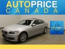 Used 2014 BMW 5 Series xDrive TECH PKG NAVIGATION for sale in Mississauga, ON