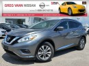 Used 2016 Nissan Murano FWD w/NAV,rear cam,climate control,heated seats for sale in Cambridge, ON