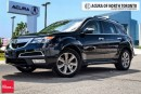 Used 2012 Acura MDX Elite 6sp at for sale in Thornhill, ON