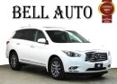 Used 2013 Infiniti JX35 PREMIUM PKG NAVIGATION DVD LEATHER 360 CAMERA for sale in North York, ON