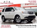 Used 2015 Honda Pilot EX-L   ACCIDENT FREE   ALL WHEEL DRIVE - FORMULA H for sale in Scarborough, ON