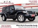 Used 2009 Jeep Wrangler Unlimited SAHARA | ALL WHEEL DRIVE | LOW KM! - FORMULA HONDA for sale in Scarborough, ON