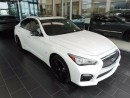 Used 2014 Infiniti Q50 Sport, Accident Free, One Owner, Local Vehicle for sale in Edmonton, AB