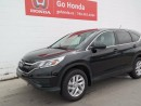 Used 2015 Honda CR-V HONDA CERTIFIED, SE, AWD for sale in Edmonton, AB