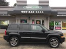 Used 2009 Jeep Patriot LIMITED for sale in Mississauga, ON